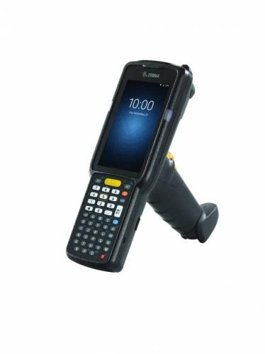 Terminal mobil Zebra MC3300 Premium Gun 2D NFC 47 taste