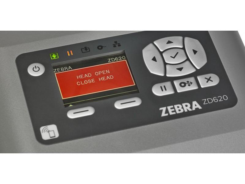 Imprimanta de etichete Zebra ZD620d, 203DPI