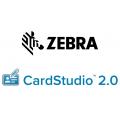 Zebra Card Studio Classic vers.2, licenta electronica