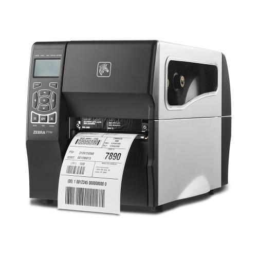 Imprimanta de etichete Zebra ZT230 TT 300DPI cutter