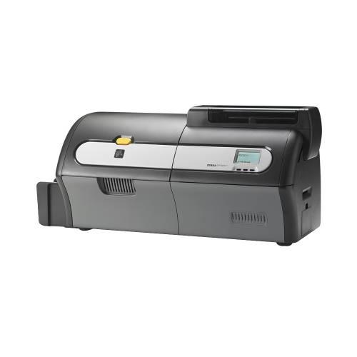 imprimanta de carduri zebra zxp7 dual side ethernet