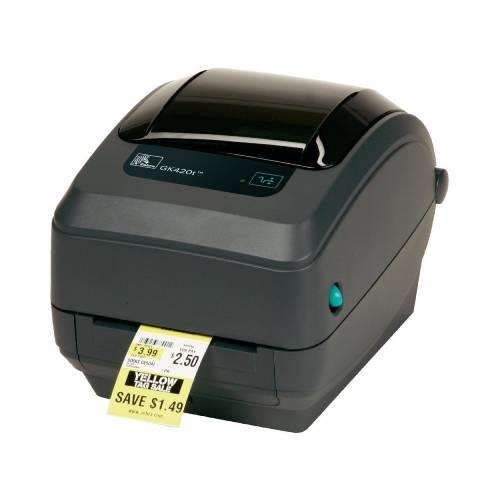Imprimanta de etichete Zebra GK420T USB serial