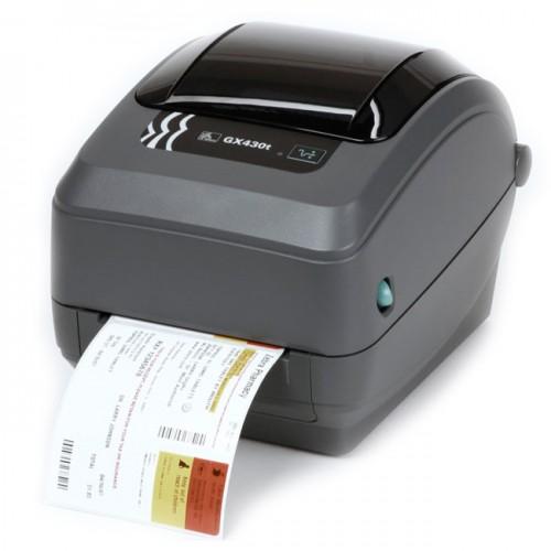 Imprimanta de etichete Zebra GX430T LCD Wireless