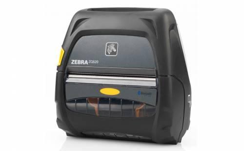 Imprimanta mobila de etichete Zebra ZQ520 Bluetooth fara baterie