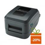 Imprimanta de etichete Zebra GT800, 203DPI, Ethernet, senzor mobil
