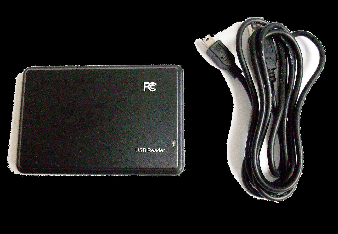 Cititor de carduri RFID Silin