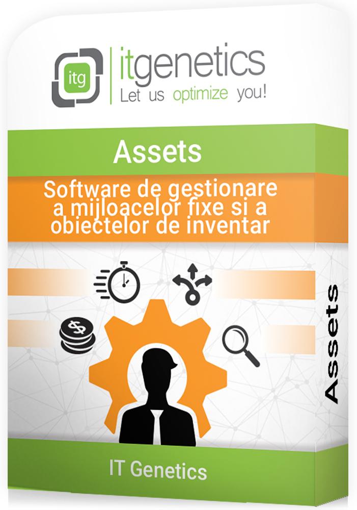 Software gestionare mijloace fixe si obiecte de inventar
