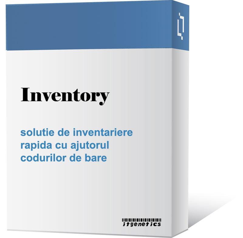 Software inventariere rapida