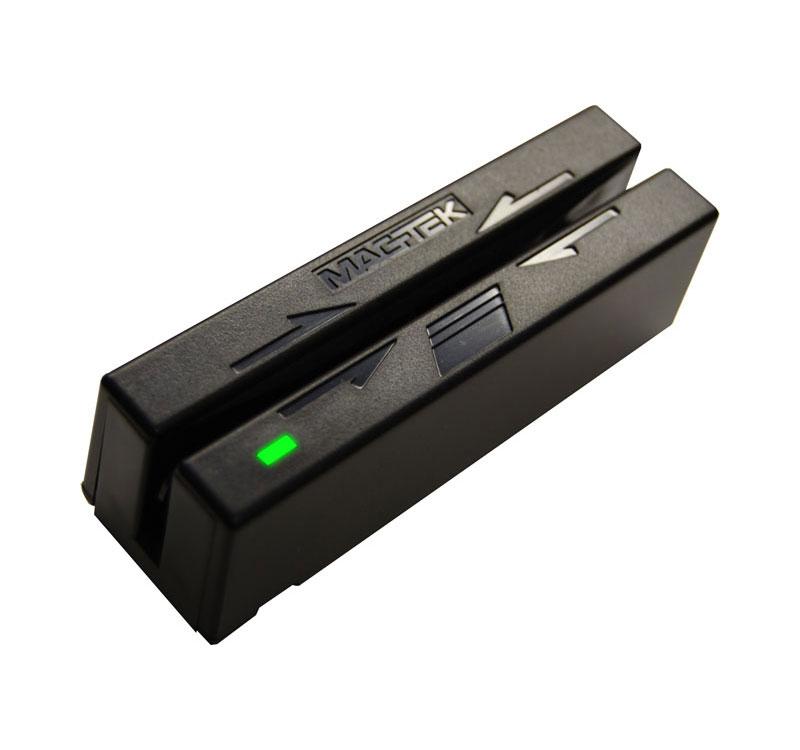 Cititor de carduri magnetice Magtek Dual Head