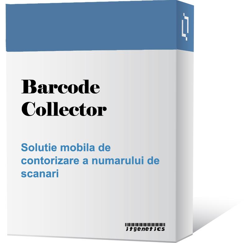 Software de colectare coduri de bare