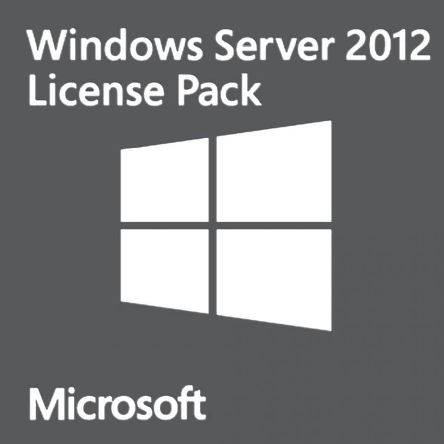 Microsoft Windows 2012 Server licenta CAL user 5 clienti acces OEM