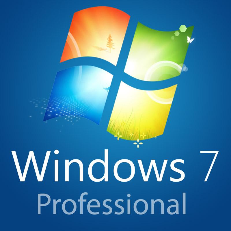 Microsoft Windows 7 Professional SP1 32/64 bit Engleza GGK