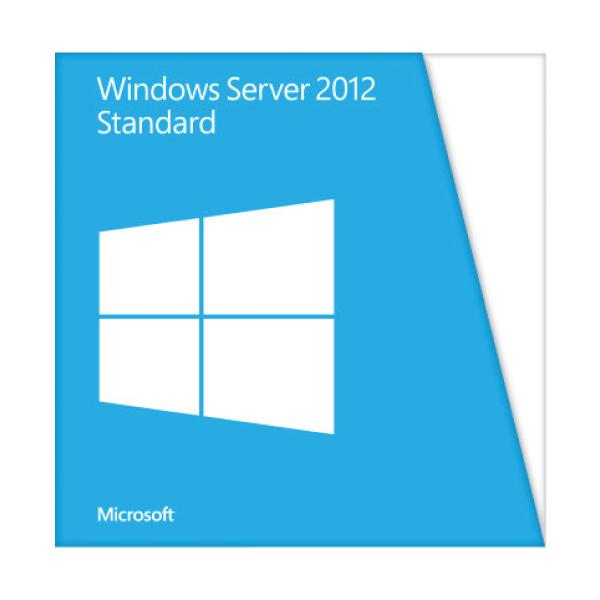 Microsoft Windows Server 2012 R2 Standard Edition - ROK Kit HP