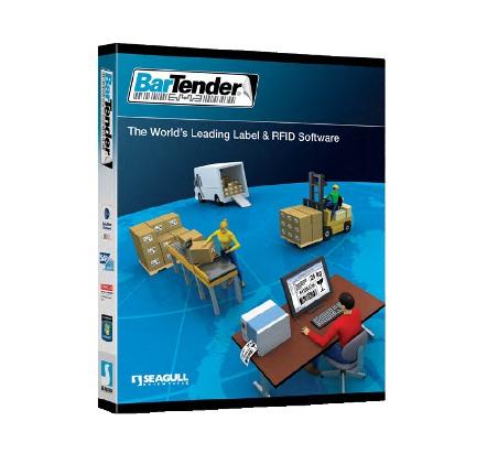 BarTender Basic incl. USB-Dongle