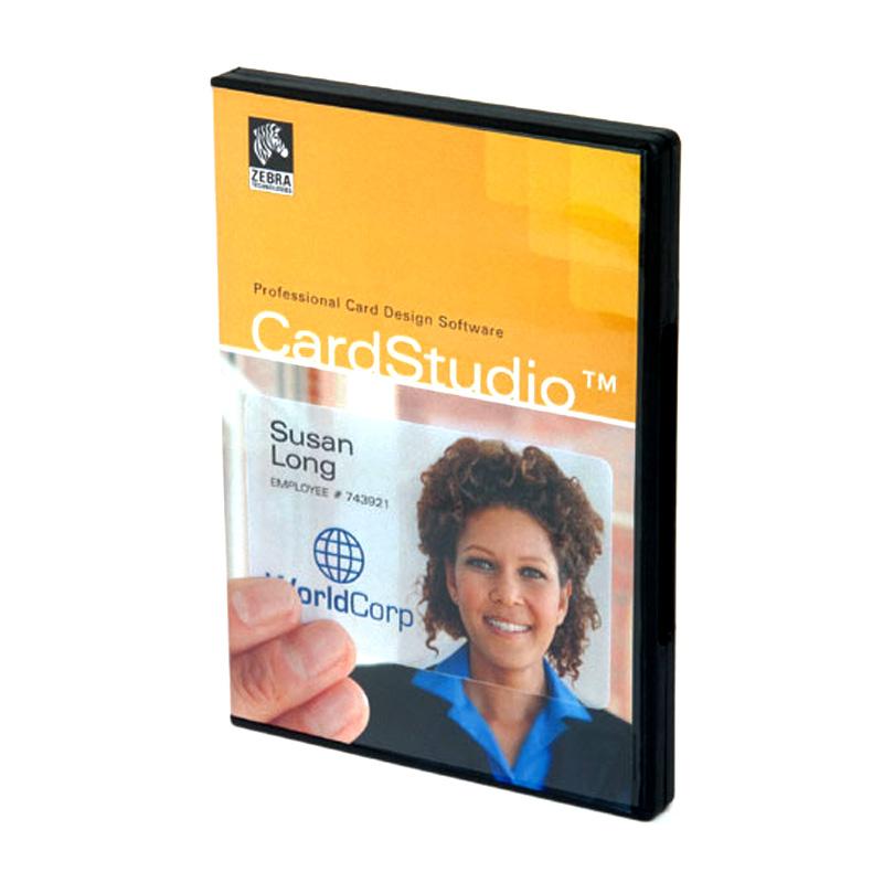 Zebra Card Studio Classic