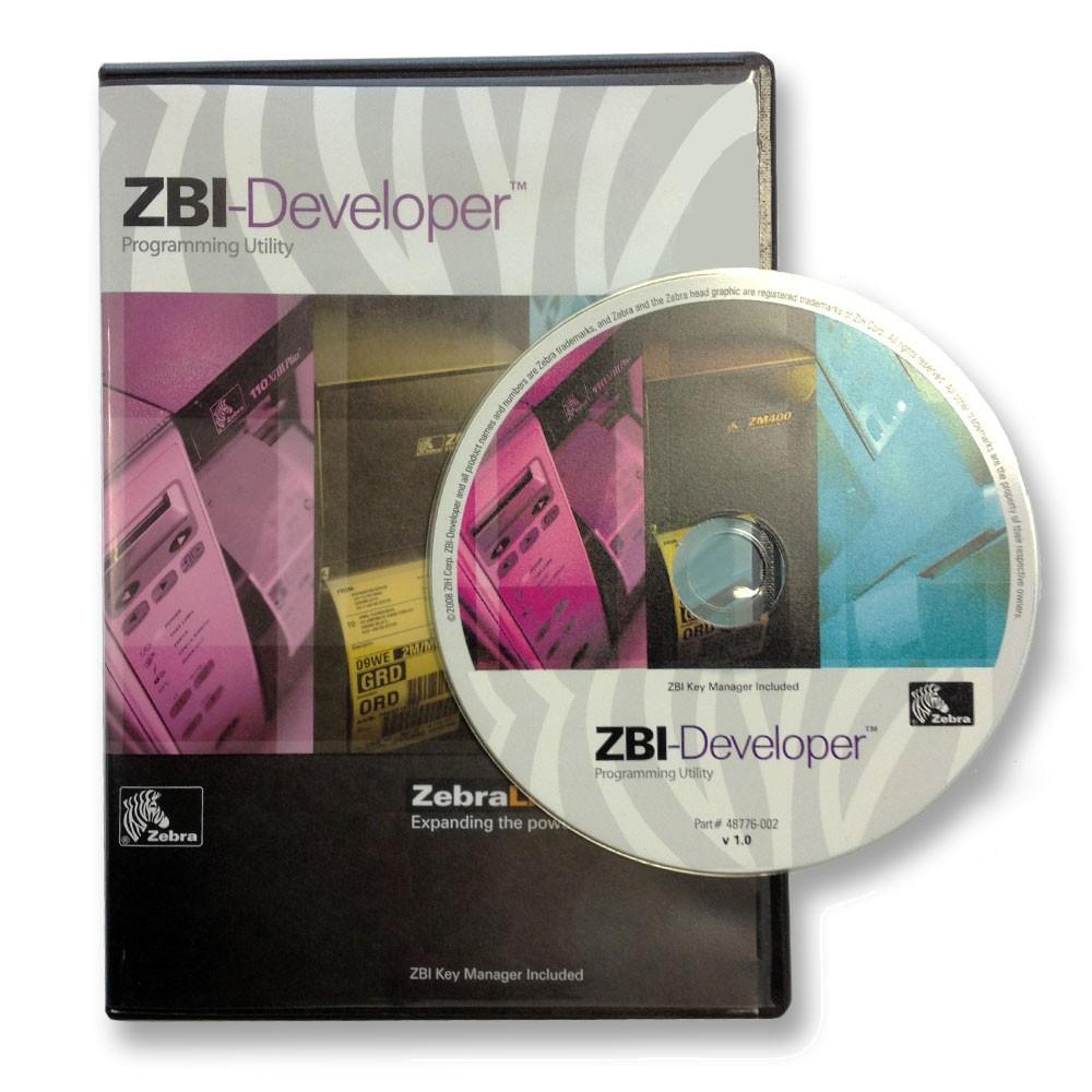 Zebra Basic Interpreter - o imprimanta